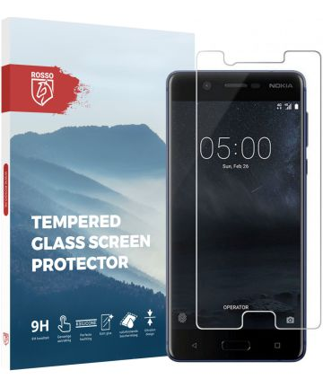 Rosso Nokia 5 9H Tempered Glass Screen Protector