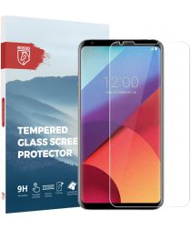 Rosso LG V30 / V30S 9H Tempered Glass Screen Protector