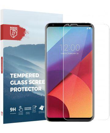 Rosso LG V30 / V30S 9H Tempered Glass Screen Protector