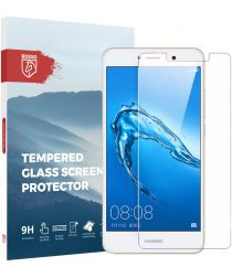Rosso Huawei Y7 2017 9H Tempered Glass Screen Protector