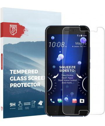 Rosso HTC U11 9H Tempered Glass Screen Protector