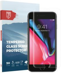 Rosso Apple iPhone 6 / 6S / 7 / 8 9H Tempered Glass Screen Protector