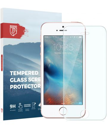 Rosso Apple iPhone 5C / 5S / 5 / SE 9H Tempered Glass Screen Protector
