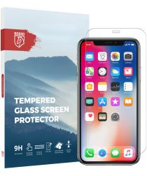 Rosso Apple iPhone X / XS Tempered Glass Screen Protector