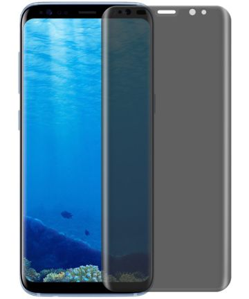 Samsung Galaxy S8 Plus Privacy Tempered Glass Transparant