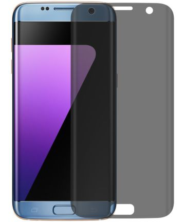 Samsung Galaxy S7 Edge Privacy Tempered Glass Transparant