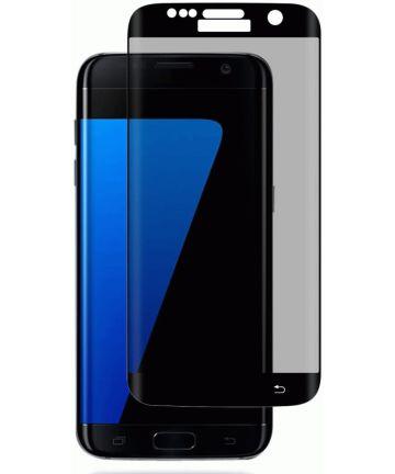 Samsung Galaxy S7 Edge Privacy Tempered Glass Zwart