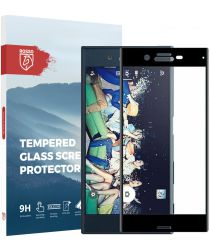 Rosso Sony Xperia XZ1 Compact 9H Tempered Glass Screen Protector