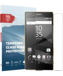 Rosso Sony Xperia XA1 Plus 9H Tempered Glass Screen Protector