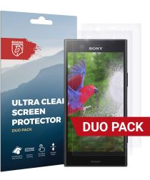 Alle Sony Xperia XZ1 Compact Screen Protectors