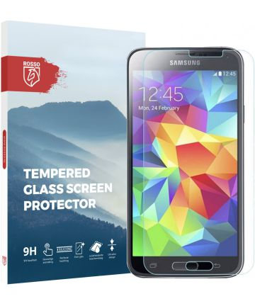 Rosso Samsung Galaxy S5 9H Tempered Glass Screen Protector
