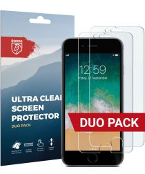 Rosso Apple 7 Plus / 8 Plus Screen Protector Duo Pack