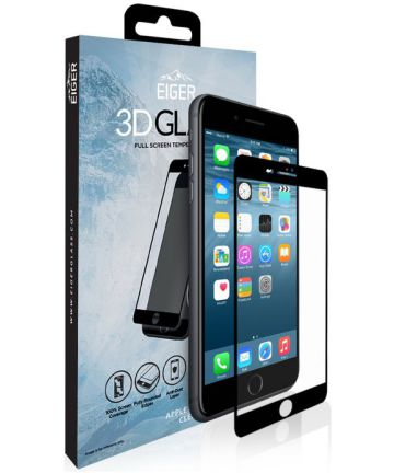 Eiger 3D Tempered Glass Screen Protector Apple iPhone 8/7 Plus