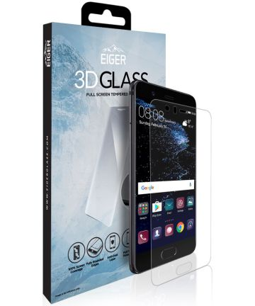 Eiger 3D Tempered Glass Screen Protector Huawei P10