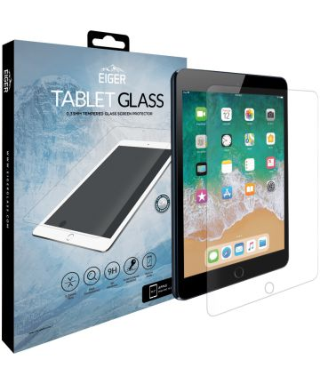 Eiger Tempered Glass Screenprotector Apple iPad Air 2019 / Pro 10.5