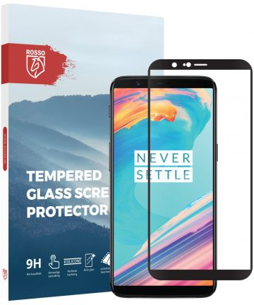 Rosso OnePlus 5T 9H Tempered Glass Screen Protector