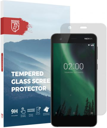Rosso Nokia 2 9H Tempered Glass Screen Protector
