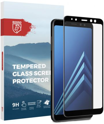 Rosso Samsung Galaxy A8 (2018) Tempered Glass Screen Protector