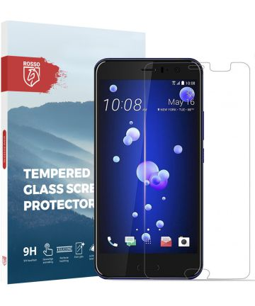Rosso HTC U11 Life Tempered Glass Screen Protector