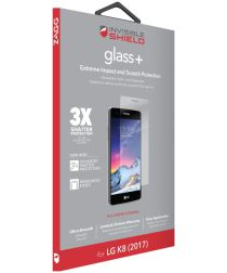InvisibleSHIELD Glass+ Tempered Glass LG K8