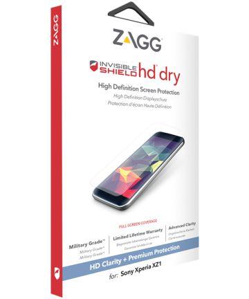 InvisibleSHIELD HD Dry Screen Protector Sony Xperia XZ1