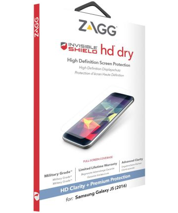 InvisibleDHIELD HD Dry Screen Protector Samsung Galaxy J5 (2016)