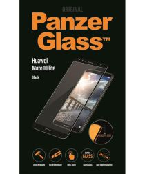 PanzerGlass Huawei Mate 10 Lite To Edge Screenprotector Zwart