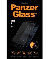 PanzerGlass Nokia 5 Volledig Dekkende Screenprotector Zwart