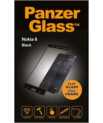 PanzerGlass Tempered Glass Screen Protector Nokia 6 Zwart
