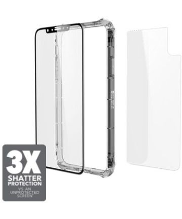 InvisibleSHIELD Glass+ Tempered Glass met Hoesje Apple iPhone 7 / 8