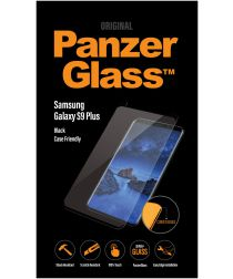 PanzerGlass Samsung Galaxy S9 Plus Case Friendly Screenprotector Zwart