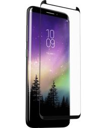 Zagg Samsung Galaxy S9 plus invisible Glass curve screen protector