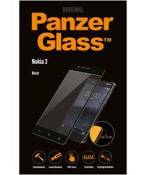 PanzerGlass Nokia 3 Screenprotector Zwart