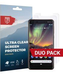 Alle Nokia 6 (2018) Screen Protectors