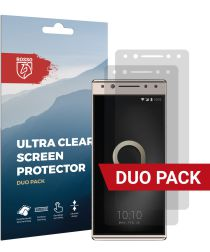 Rosso Alcatel 5 Ultra Clear Screen Protector Duo Pack