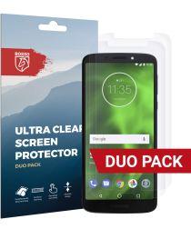 Alle Motorola Moto G6 Plus Screen Protectors