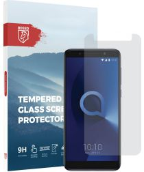 Rosso Alcatel 3x 9H Tempered Glass Screen Protector