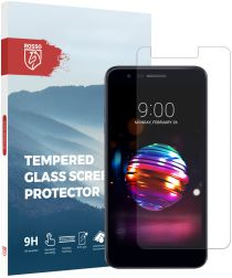 Rosso LG K11 9H Tempered Glass Screen Protector