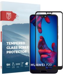 Rosso Huawei P20 9H Tempered Glass Screen Protector