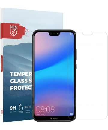 Rosso Huawei P20 Lite 9H Tempered Glass Screen Protector