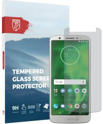 Rosso Motorola Moto G6 9H Tempered Glass Screen Protector