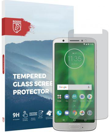Rosso Motorola Moto G6 9H Tempered Glass Screen Protector Screen Protectors