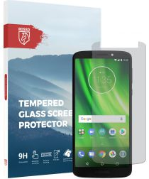 Rosso Motorola Moto G6 Play 9H Tempered Glass Screen Protector