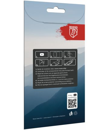Rosso Huawei P Smart Ultra Clear Screen Protector Duo Pack