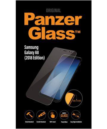 PanzerGlass Samsung Galaxy A8 2018 Edge To Edge Screenprotector