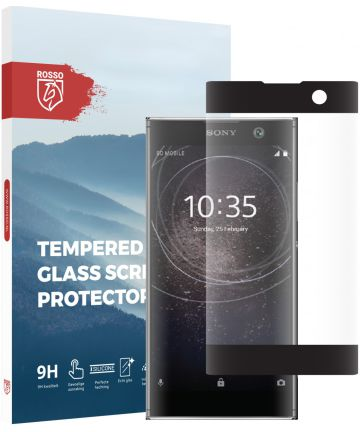 Rosso Sony Xperia XA2 9H Tempered Glass Screen Protector Screen Protectors