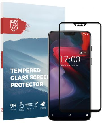 Rosso OnePlus 6 9H Tempered Glass Screen Protector