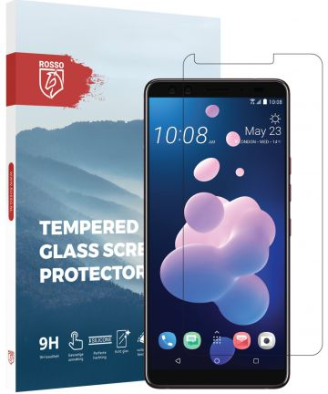 Rosso HTC U12 Plus 9H Tempered Glass Screen Protector Screen Protectors