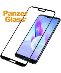 PanzerGlass Huawei P20 Lite Edge To Edge Screenprotector Zwart