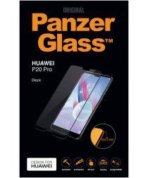 PanzerGlass Huawei P20 Pro Edge To Edge Screenprotector Zwart